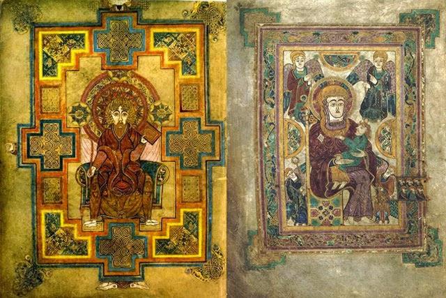 De nouvelles perspectives d'interprétation historique pour le célèbre Livre de Kells (Irlande)