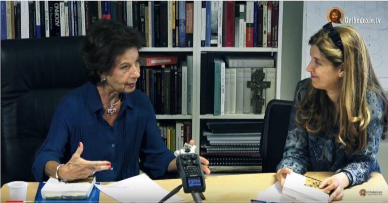 Rencontre Littéramorphose avec Marina Copsidas : « Que votre joie soit parfaite »