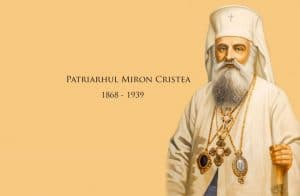 150th anniversary of the birth of Patriarch Miron of Romania