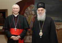 Le patriarche de Serbie Irénée : « Je reste sur ma position, le temps n'est pas venu pour la visite du pape en Serbie »