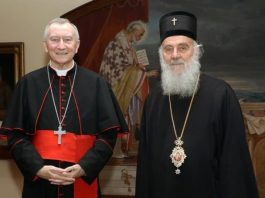 Patriarch Irinej of Serbia: «I remain on my position, the time has not come for the visit of the Pope to Serbia»