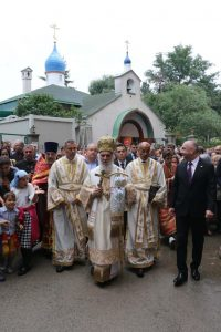 Patriarchal liturgy and procession in Belgrade on the occasion of the 100th anniversary of the assassination of the Russian imperial family