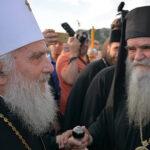 Le patriarche de Serbie Irénée s'est exprimé sur la situation de l'Église orthodoxe au Monténégro