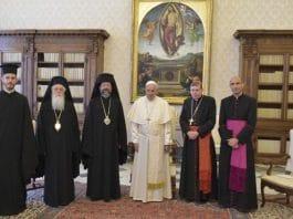 Une délégation du patriarcat oecuménique à Rome pour la fête des saint Pierre et Paul