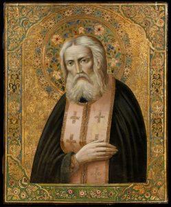 Une série de onze émissions sur saint Séraphin de Sarov