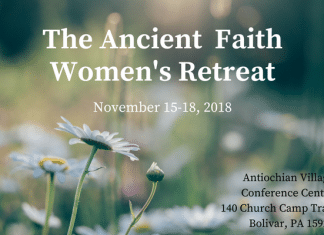 2018 Ancient Faith Women's Retreat
