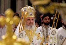 Fête de la Dormition de la Mère de Dieu à la cathédrale de Bucarest (vidéo)
