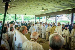 Le monastère de la Transfiguration à Ellwood (Pennsylvanie) a fêté son 50ème anniversaire