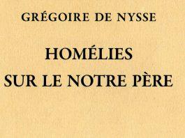 buy online 72620 09fd0 Recension  Grégoire de Nysse, « Homélies sur le Notre Père » (collection «