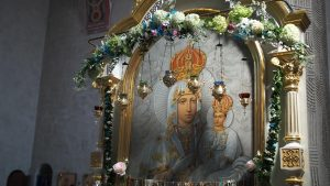 Feast of the Supraśl Icon of Mother Of God in Poland