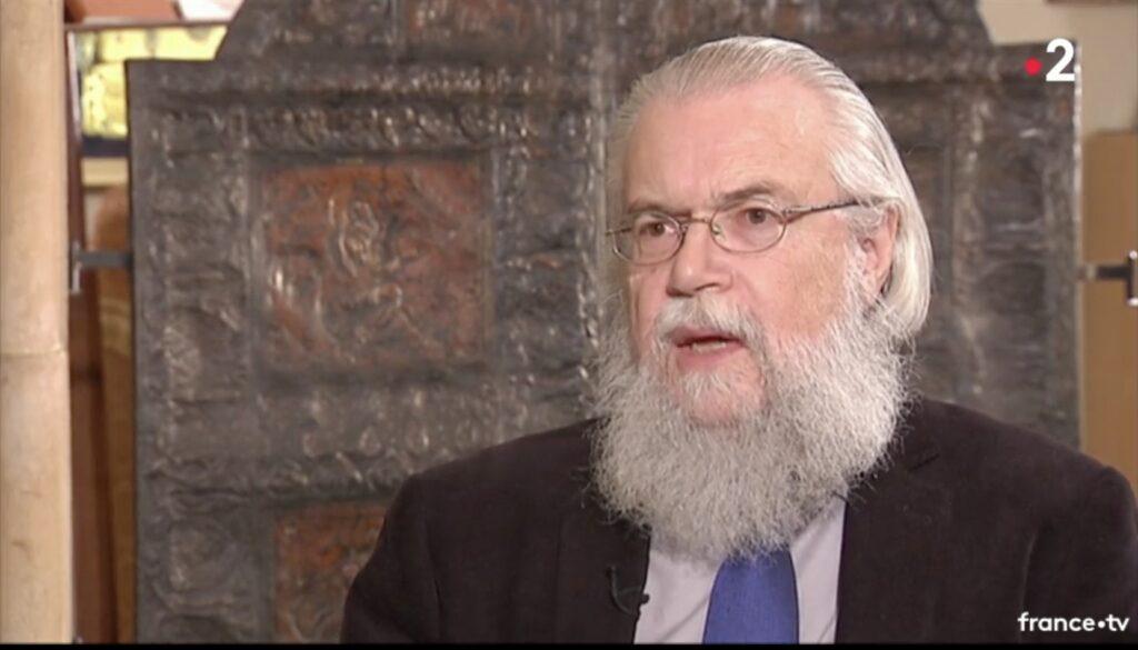 France 2 : Jean-Claude Larchet présente son livre  « Saint Gabriel, Fol-en-Christ de Géorgie »