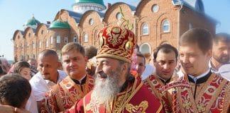 Le métropolite de Kiev Onuphre : « Si l'homme se trouve dans la captivité du péché, aucun Tomos ne peut l'aider »
