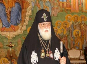 "Patriarch Ilia II of Georgia described the legalization of marijuana as ""hostile to the nation"""