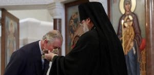 Prince Charles donated more than one million euros to support Orthodox heritage in Romania