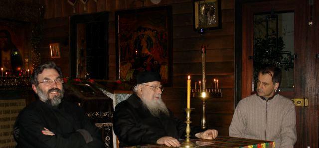 """""""Prière de Jésus et prière du coeur"""", par l'archimandrite Placide Deseille (texte)"""