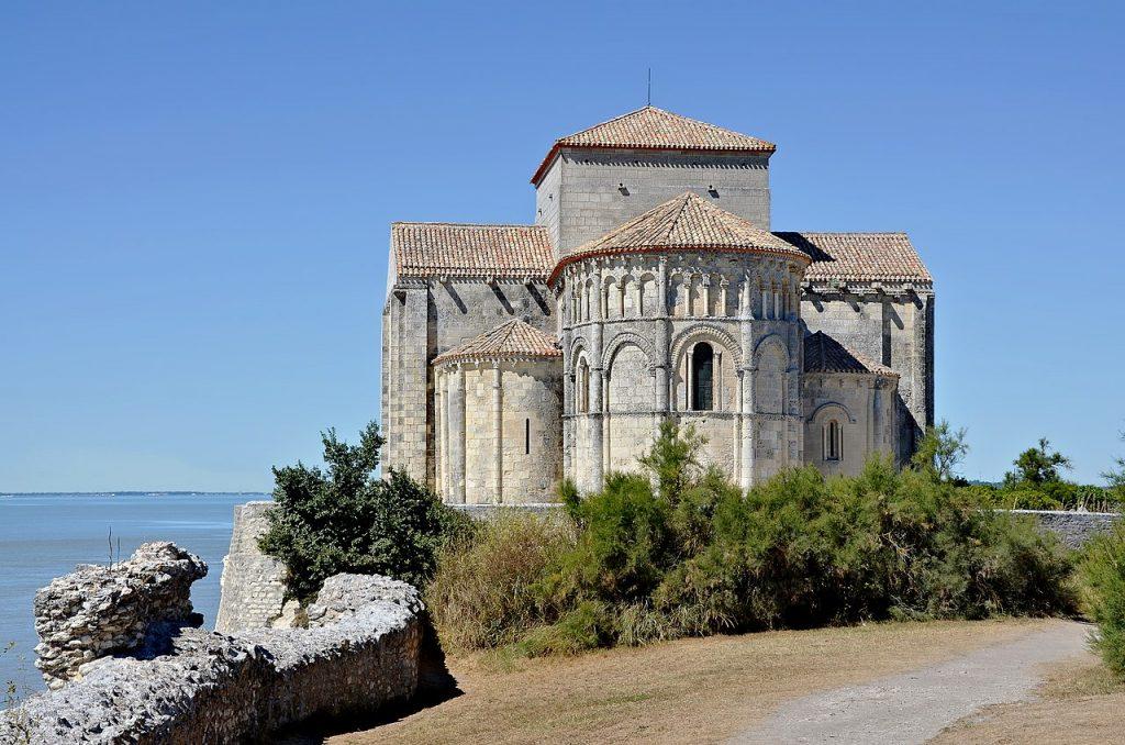 La fête de la Transfiguration du Seigneur sera célébrée dans l'église Sainte-Radegonde à Talmont-sur-Gironde le 19 août
