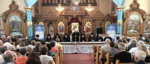 Message du patriarche Bartholomée à l'occasion du centenaire de l'Église ukrainienne au Canada