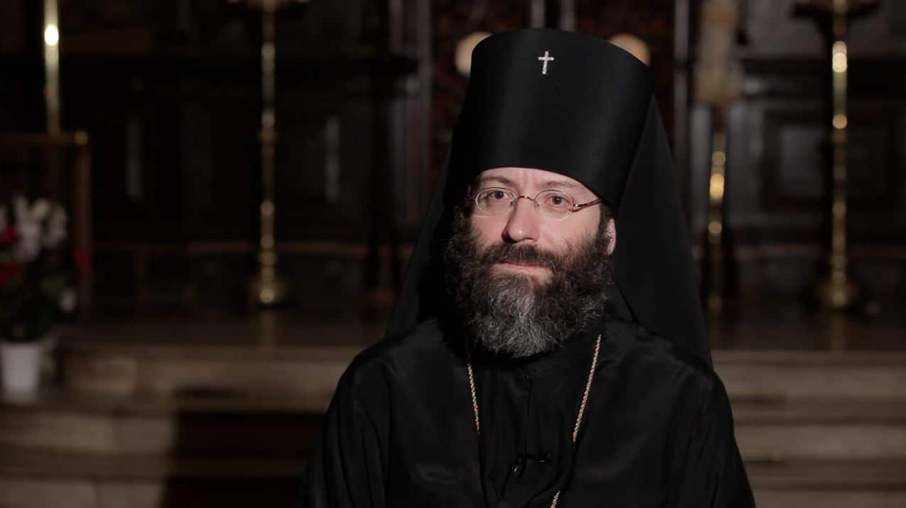 """Archbishop Job (Getcha) of Telmessos: """"Ukraine has always been the canonical territory of the Ecumenical Patriarchate"""""""