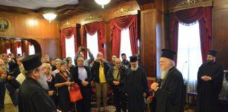 Le patriarche œcuménique : « Nombreux sont ceux qui me prennent pour cible mais j'ai la conscience tranquille ».