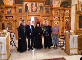 L'archiprêtre Jean Breck a reçu le prix« Prince Constantin Ostrogski » de l'Église orthodoxe de Pologne