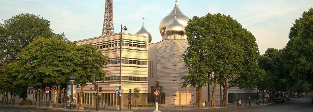 Un cours d'introduction à l'orthodoxie au Centre spirituel et culturel orthodoxe russe à Paris