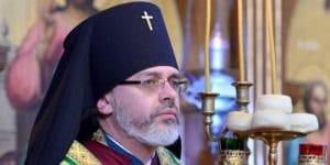 """Archbishop Daniel of Pamphilon: """"The path to the Autocephaly is irreversible"""""""