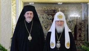 Metropolitan Emmanuel of France on the Ukrainian issue