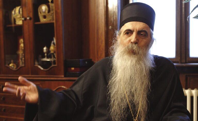 Mgr Irénée de Bačka : Le schisme n'est pas un problème administratif, c'est un péché grave