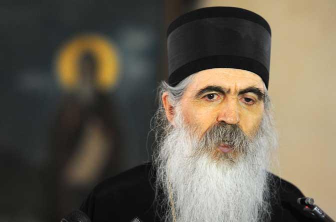 L'évêque de Backa Irénée : « J'espère que le Patriarcat de Constantinople ne franchira pas le Rubicon fatal et qu'il placera l'unité de l'Église au-dessus des primautés de ce monde »