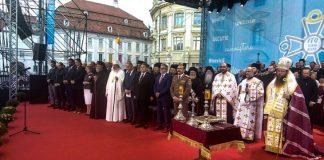 Plus de 3000 jeunes orthodoxes du monde entier réunis à Sibiu