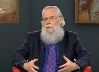 Jean-Claude Larchet de l'émission «L'orthodoxie, ici et maintenant» de septembre sur KTO