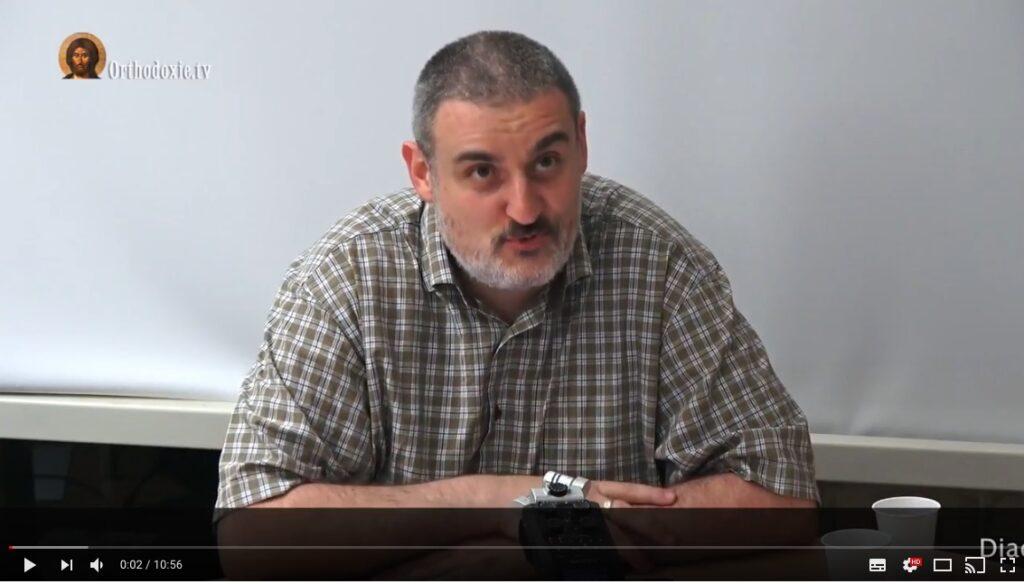 Diacre Laurent Kloeble : « La théologie de la rétribution : Dieu comme Karma, le Karma comme Dieu » – 12 septembre 2018