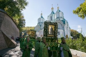 "The three main Ukrainian Orthodox monasteries are ""categorically opposed to autocephaly"""