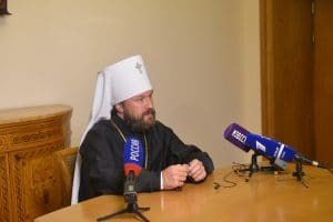 Patriarchs Bartholomew and Kirill: A talk from heart to heart