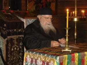 Enregistrement audio : « L'orthodoxie et l'Occident » par l'archimandrite Placide Deseille