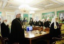 Patriarcat de Moscou suspend toute concélébration avec le Patriarcat de Constantinople