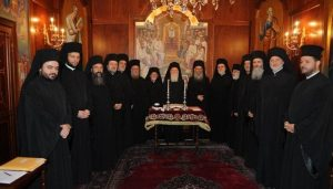 The Patriarchate of Constantinople will allow a second marriage for priests