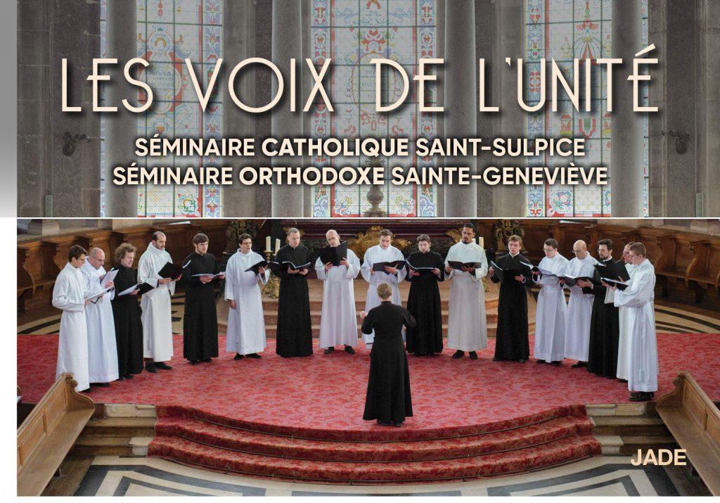 Concert : «Les voix de l'unité» – le 11 octobre à Paris