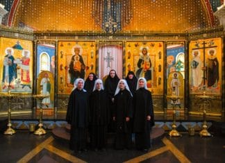 Orthodox Charitable concerts in England