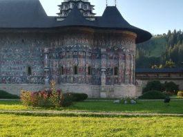 «Roumanie, la beauté sacrée des monastères peints»
