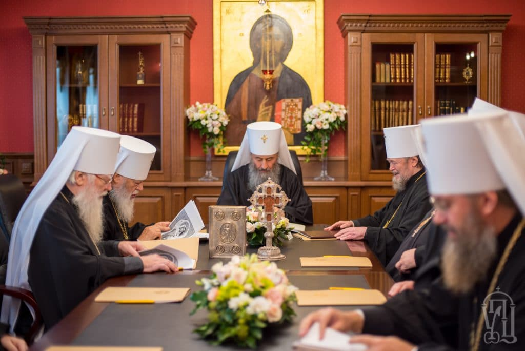 Exarchs sent by Constantinople urged to leave the Ukraine