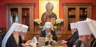 Le Saint-Synode de l'Église orthodoxe d'Ukraine a prié les exarques constantinopolitains de quitter l'Ukraine