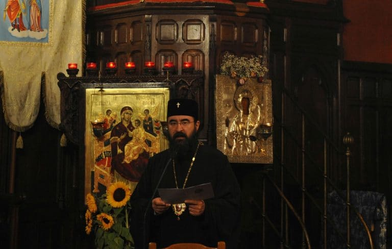 """""""Love of Beauty"""" festival at the Romanian Orthodox Cathedral in Paris"""