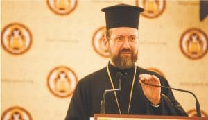 "Archbishop Job of Telmessos: ""They refuse to find a reasonable solution to cure the schism"""