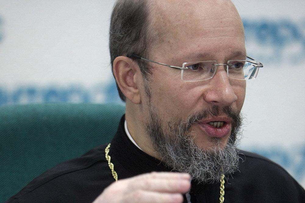 L'archiprêtre Nicolas Balachov a déclaré que la «lettre» de l'archevêque Jean de Charioupolis au patriarche Cyrille de Moscou est un faux, voire même «une provocation»