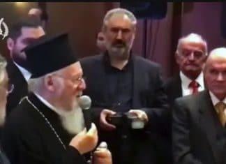 Le patriarche Bartholomée évoque des « articles bien payés » et une « propagande odieuse » par les Russes à l'encontre du Patriarcat oecuménique