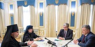 Les exarques du Patriarcat œcuménique à Kiev: «Nous sommes à la phase finale»