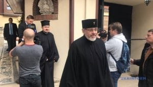 October 10: Second day of the session of the Holy Synod of the Patriarchate of Constantinople