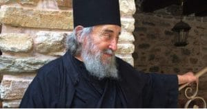 Repose of Archimandrite Gregory, Hegumen of the Athonite Monastery of Docheiariou