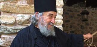 L'archimandrite Grégoire, higoumène du monastère athonite de Docheiariou, est décédé